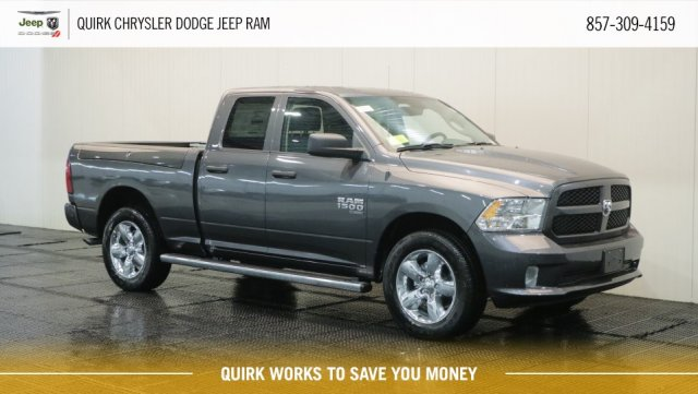 2019 Ram 1500 Quad Cab 4x4,  Pickup #CJ2763 - photo 1