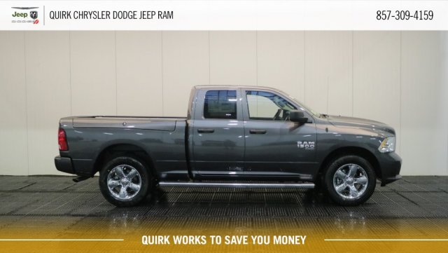 2019 Ram 1500 Quad Cab 4x4,  Pickup #CJ2763 - photo 3