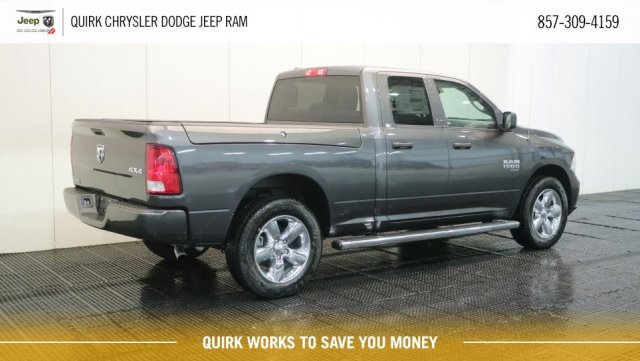 2019 Ram 1500 Quad Cab 4x4,  Pickup #CJ2763 - photo 2