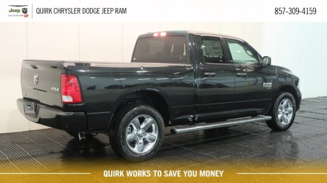 2019 Ram 1500 Quad Cab 4x4,  Pickup #CJ2791 - photo 2