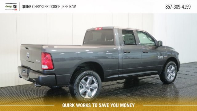 2019 Ram 1500 Quad Cab 4x4,  Pickup #CJ2813 - photo 2