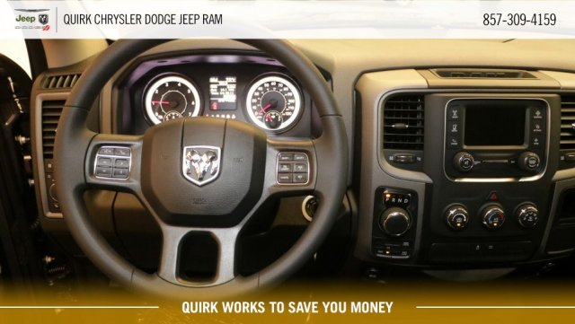 2019 Ram 1500 Quad Cab 4x4,  Pickup #CJ2813 - photo 6