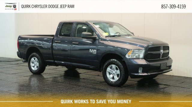 2019 Ram 1500 Quad Cab 4x4,  Pickup #CJ2858 - photo 1