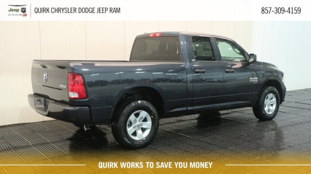 2019 Ram 1500 Quad Cab 4x4,  Pickup #CJ2858 - photo 2