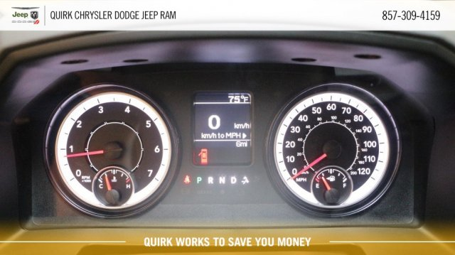 2019 Ram 1500 Quad Cab 4x4,  Pickup #CJ2858 - photo 8