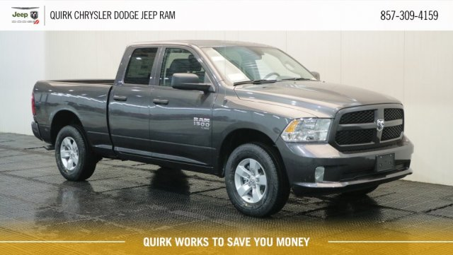 2019 Ram 1500 Quad Cab 4x4,  Pickup #CJ2886 - photo 1