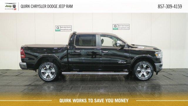 2019 Ram 1500 Crew Cab 4x4,  Pickup #CJ3125 - photo 3