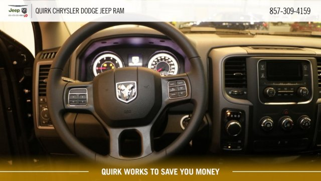 2019 Ram 1500 Quad Cab 4x4,  Pickup #CJ3144 - photo 7