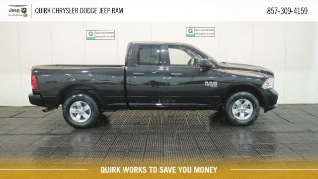 2019 Ram 1500 Quad Cab 4x4,  Pickup #CJ3155 - photo 3