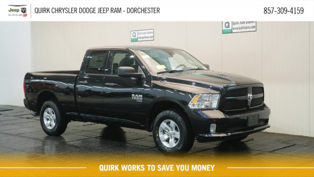 2019 Ram 1500 Quad Cab 4x4,  Pickup #CJ3174 - photo 1