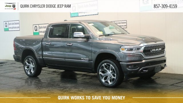2019 Ram 1500 Crew Cab 4x4,  Pickup #CJ3269 - photo 1