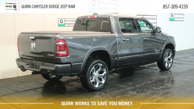 2019 Ram 1500 Crew Cab 4x4,  Pickup #CJ3269 - photo 2