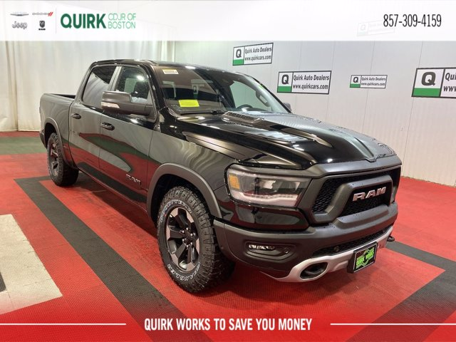 2021 Ram 1500 Crew Cab 4x4, Pickup #CJ4895 - photo 1