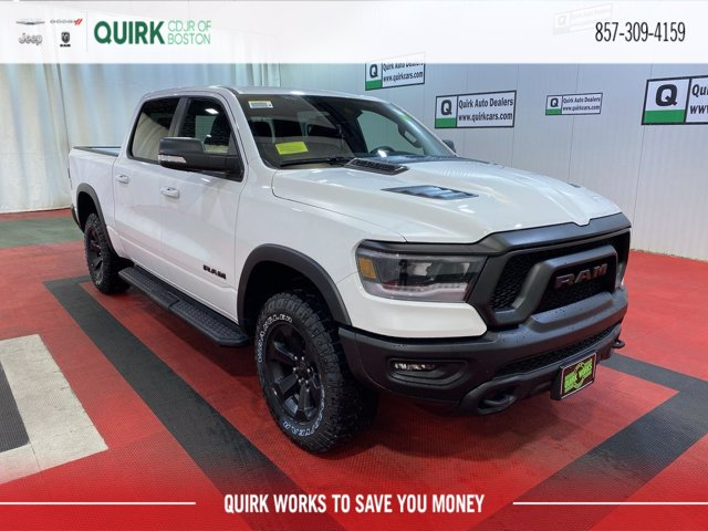 2021 Ram 1500 Crew Cab 4x4, Pickup #CJ4969 - photo 1