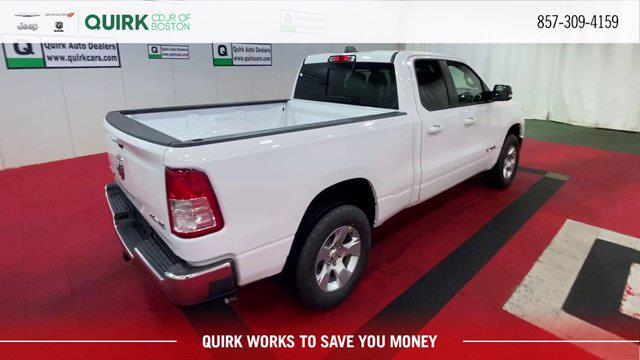 2021 Ram 1500 Quad Cab 4x4, Pickup #CJ5479 - photo 1