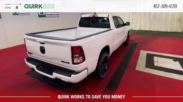 2021 Ram 1500 Quad Cab 4x4, Pickup #CJ5519 - photo 1