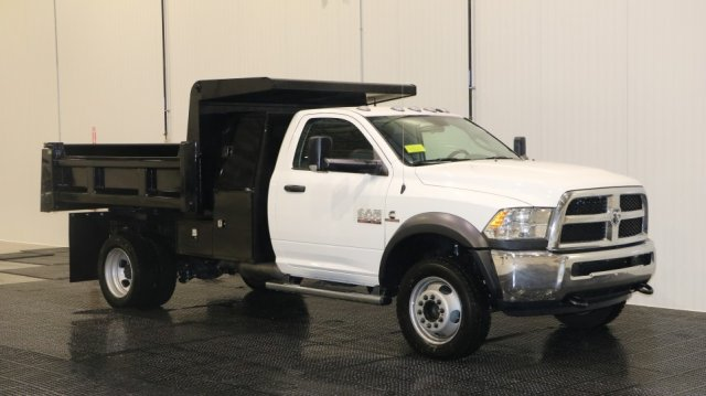 2017 Ram 5500 Regular Cab DRW 4x4, Dump Body #D7314 - photo 1