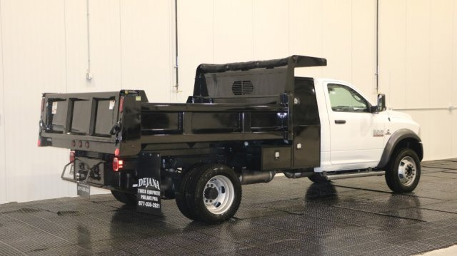 2017 Ram 5500 Regular Cab DRW 4x4,  Dump Body #D7314 - photo 2