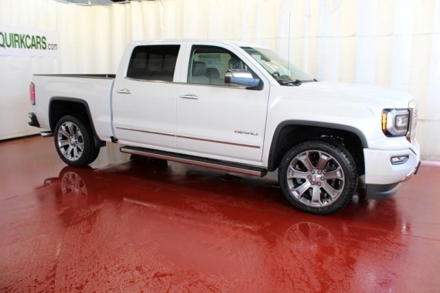 2017 Sierra 1500 Crew Cab 4x4, Pickup #G13684 - photo 3