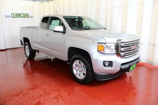 2017 Canyon Double Cab 4x4, Pickup #G13770 - photo 1