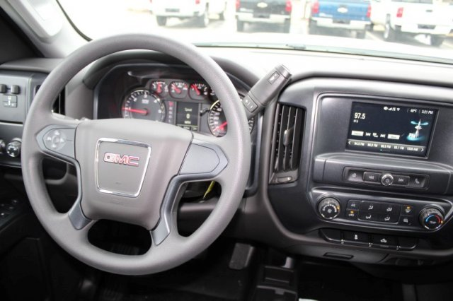 2017 Sierra 3500 Regular Cab DRW 4x4, Dump Body #G13929 - photo 6