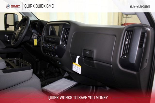 2017 Sierra 3500 Regular Cab DRW 4x4,  Cab Chassis #G13944 - photo 12