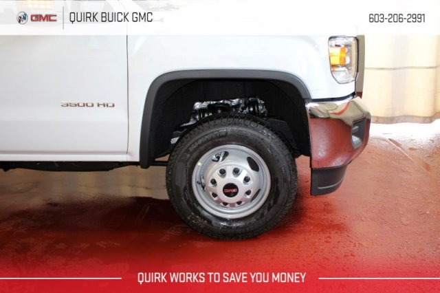 2017 Sierra 3500 Regular Cab DRW 4x4, Cab Chassis #G13944 - photo 13