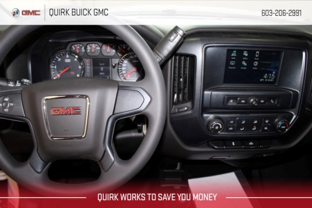 2017 Sierra 3500 Regular Cab DRW 4x4,  Cab Chassis #G13944 - photo 6