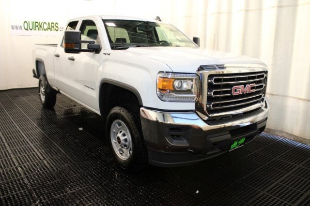 2018 Sierra 2500 Extended Cab 4x4, Pickup #G14052 - photo 1