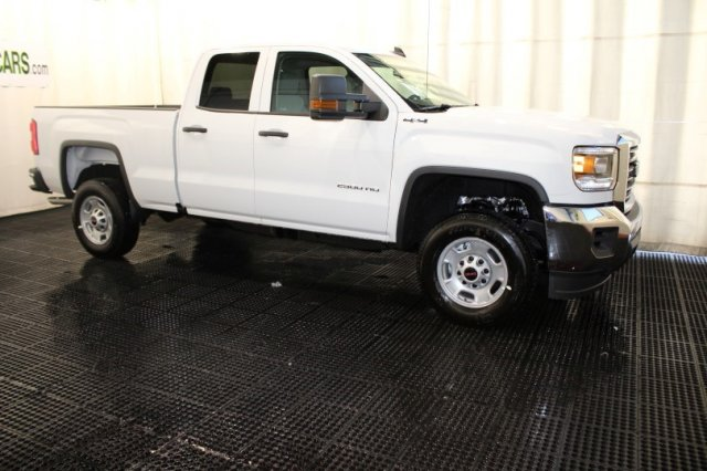 2018 Sierra 2500 Extended Cab 4x4, Pickup #G14052 - photo 3