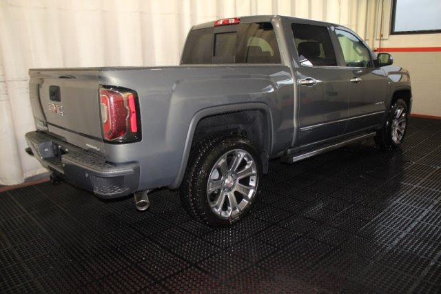 2018 Sierra 1500 Crew Cab 4x4, Pickup #G14182 - photo 2