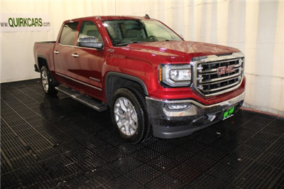 2018 Sierra 1500 Crew Cab 4x4, Pickup #G14233 - photo 1