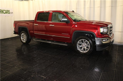 2018 Sierra 1500 Crew Cab 4x4, Pickup #G14233 - photo 3