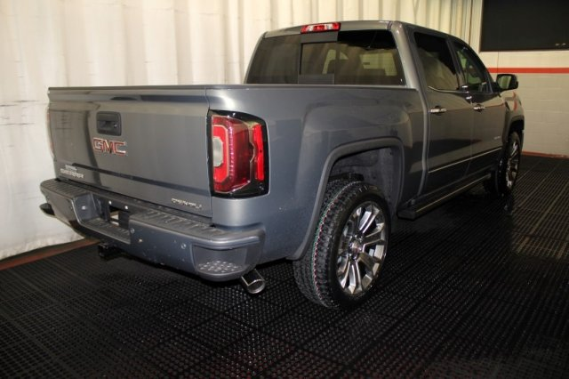 2018 Sierra 1500 Crew Cab 4x4, Pickup #G14241 - photo 2
