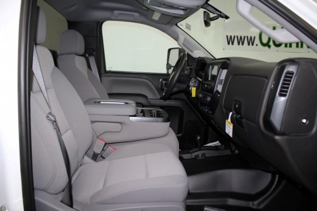 2018 Sierra 2500 Regular Cab 4x4, Service Body #G14284 - photo 10