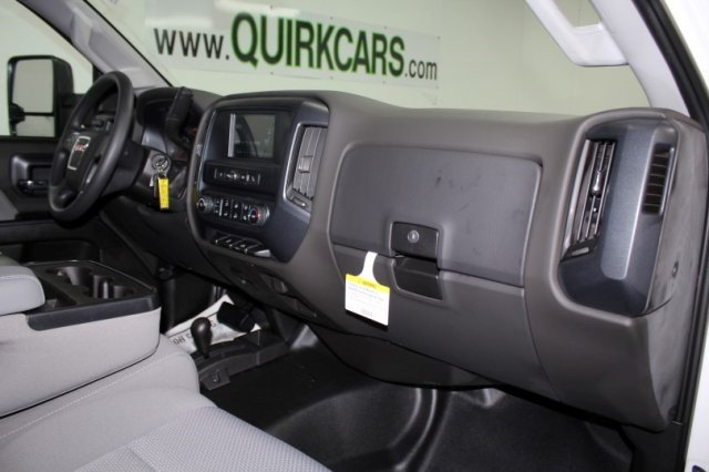 2018 Sierra 2500 Regular Cab 4x4, Service Body #G14284 - photo 11