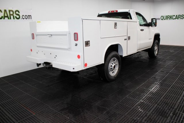 2018 Sierra 2500 Regular Cab 4x4, Service Body #G14284 - photo 2