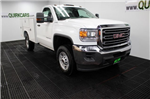 2018 Sierra 2500 Regular Cab 4x4, Service Body #G14284 - photo 1