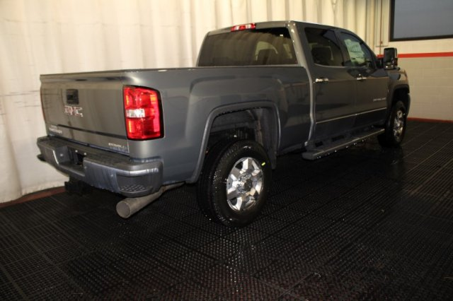 2018 Sierra 3500 Crew Cab 4x4, Pickup #G14297 - photo 2