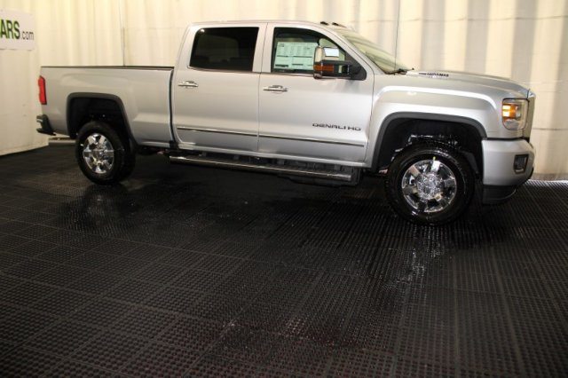 2018 Sierra 3500 Crew Cab 4x4, Pickup #G14299 - photo 3