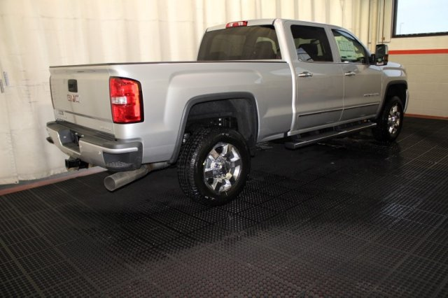 2018 Sierra 3500 Crew Cab 4x4, Pickup #G14299 - photo 2
