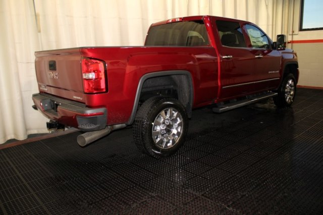 2018 Sierra 2500 Crew Cab 4x4, Pickup #G14300 - photo 2