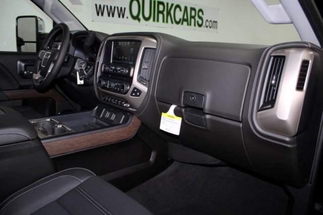 2018 Sierra 3500 Crew Cab 4x4, Pickup #G14311 - photo 11