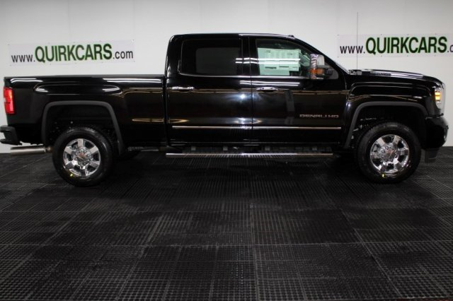 2018 Sierra 3500 Crew Cab 4x4, Pickup #G14311 - photo 3