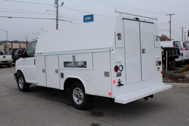 2017 Savana 3500, Service Utility Van #G14315 - photo 2