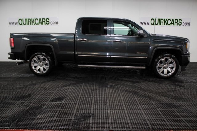2018 Sierra 1500 Crew Cab 4x4, Pickup #G14348 - photo 3