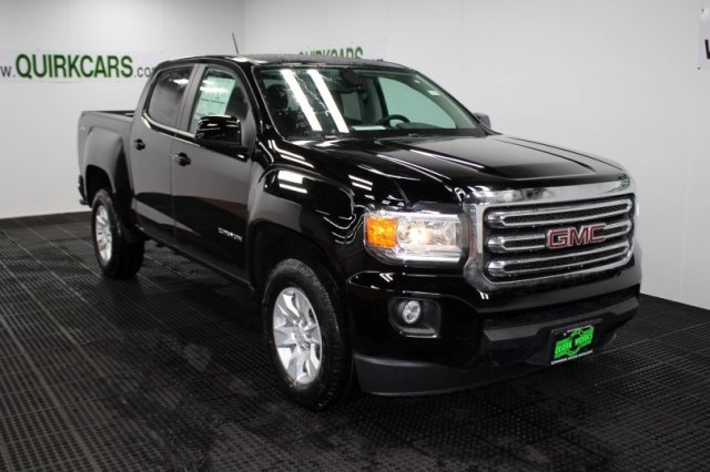 2018 Canyon Crew Cab 4x4, Pickup #G14415 - photo 1