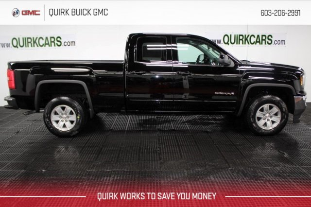 2018 Sierra 1500 Extended Cab 4x4, Pickup #G14476 - photo 3