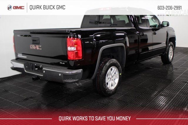 2018 Sierra 1500 Extended Cab 4x4, Pickup #G14476 - photo 2