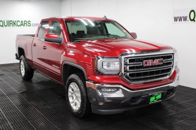 2018 Sierra 1500 Extended Cab 4x4, Pickup #G14507 - photo 1
